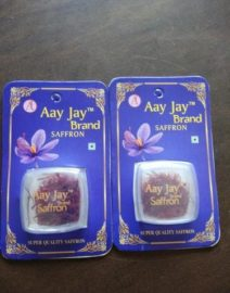 aay jay saffron