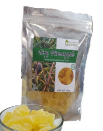 Dry Pineapple coin set
