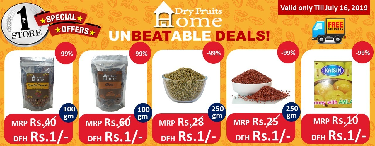 Dry Fruits Home | Buy Dry Fruits & Nuts Online at best price in India